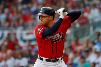 Freddie Freeman would represent the Braves in a new Backyard Baseball game.