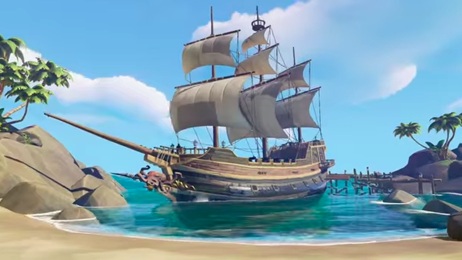 Rares Next Game Is A Multiplayer Pirate Adventure Polygon