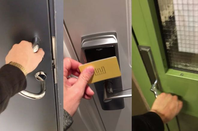 doors.0 An interview with a YouTuber whose entire channel is videos of doors | The Verge