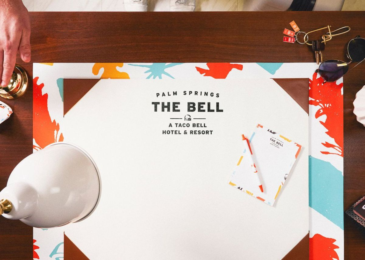 Image result for taco bell hotel