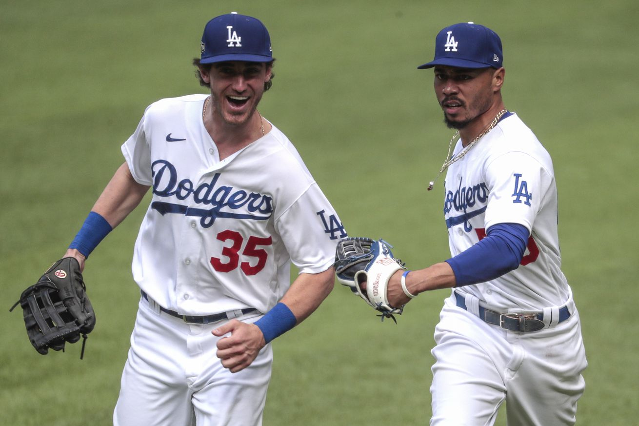 League Championship - Atlanta Braves v Los Angeles Dodgers - Game Six