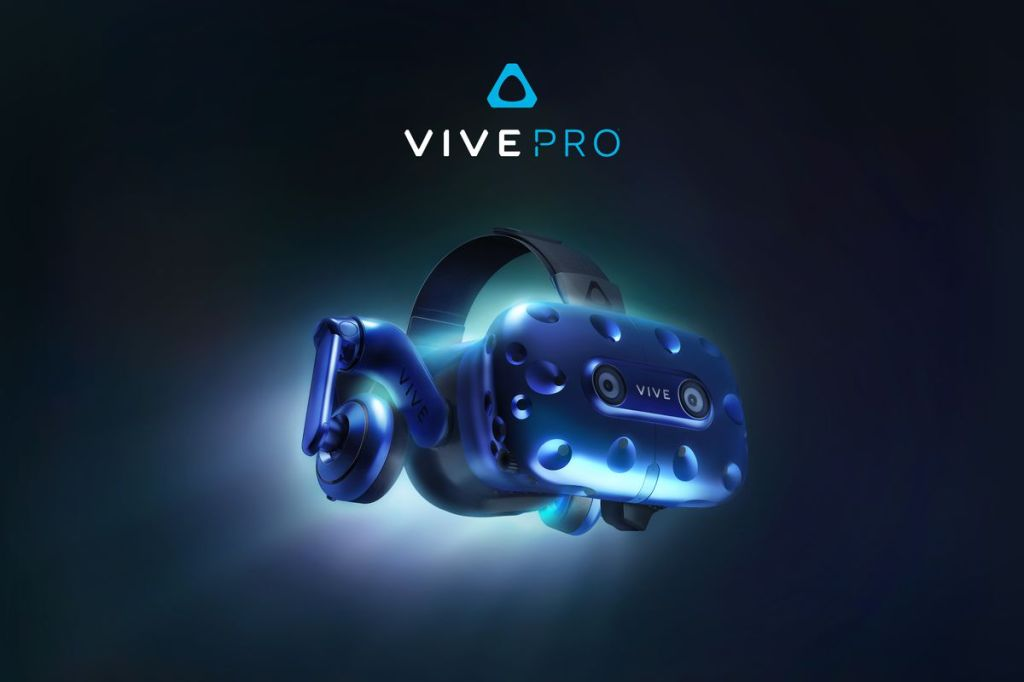 Image result for Dell to offer HTC VIVE Pro