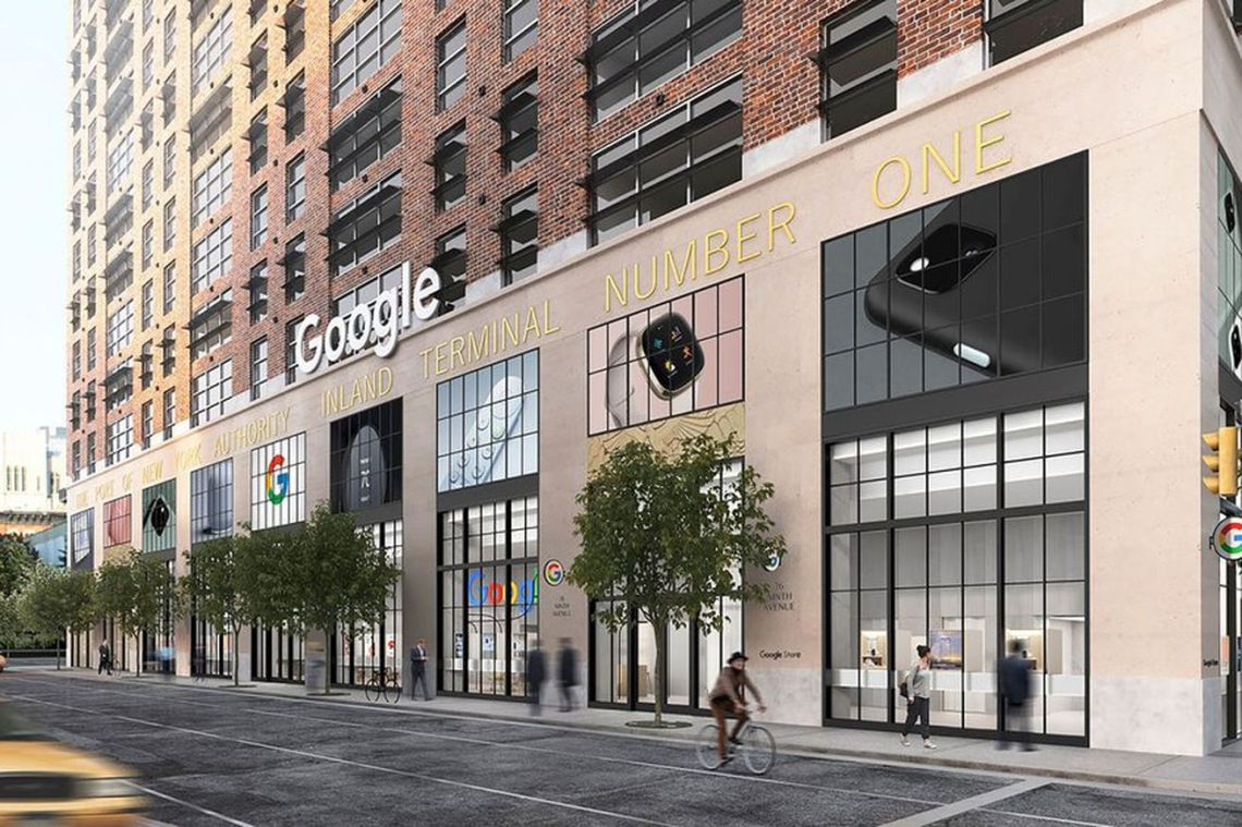 Google is opening its first physical retail store this summer in NYC