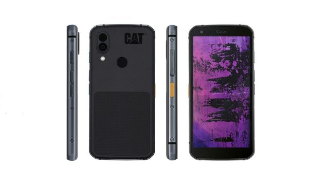 Cat Phones S62 Pro