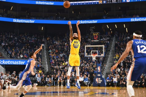Golden State Warriors news: Mychal Mulder signs multi-year deal ...