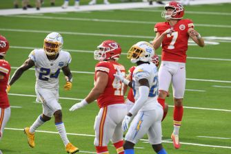 Chargers Final Score: Chargers 20, Chiefs 23 - Bolts From The Blue