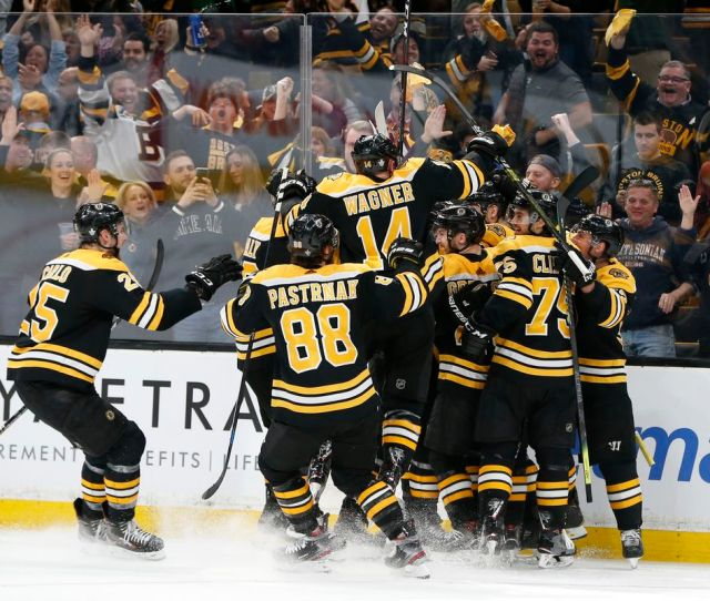 Bruins Vs Blue Jackets Game 2 Preview