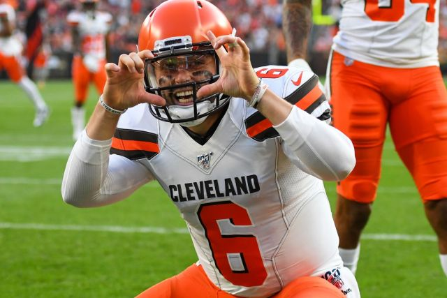 NFL Football Cleveland Browns
