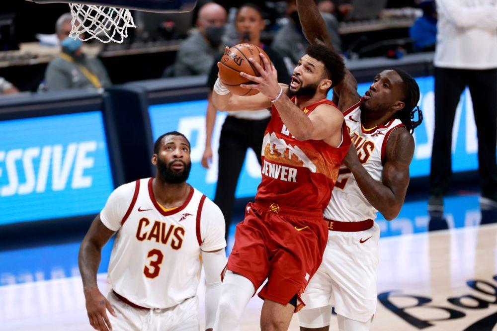Αποτέλεσμα εικόνας για Denver Nuggets - Cleveland Cavaliers 133-95