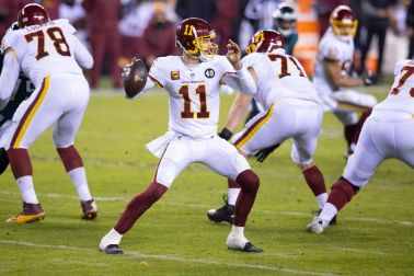 Official: Washington has released Alex Smith; Now have over $54 million in cap space - Hogs Haven