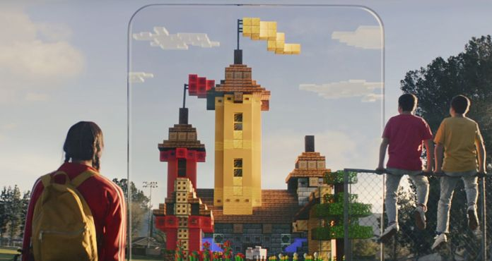 Minecraft Earth for iOS and Android goes a step past Pokémon Go 5
