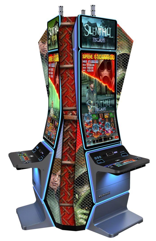 silent hill escape silent hill voltou, mas não do jeito que você queria Silent Hill voltou, mas não do jeito que você queria Konami Gaming  Inc  G2E 2019 New Cabinet