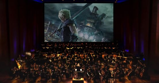 Listen to 16 minutes of the Final Fantasy VII Remake soundtrack performed by the orchestra live