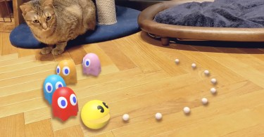 Google adds Pac-Man, Hello Kitty, Gundam mechs, and more to AR search