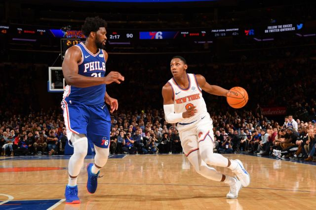Philadelphia 76ers vs New York Knicks NBA Odds and Predictions