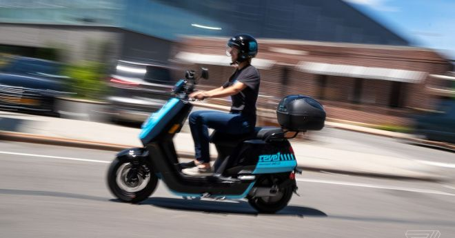 Revel suspends its electric moped service in NYC after two people are killed