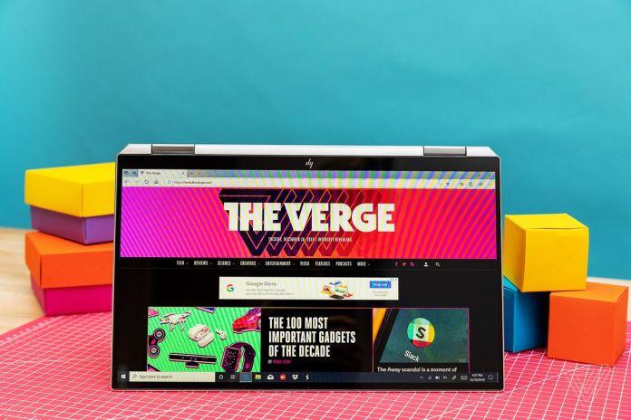 Best Laptops 2020: Hp Spectre X360