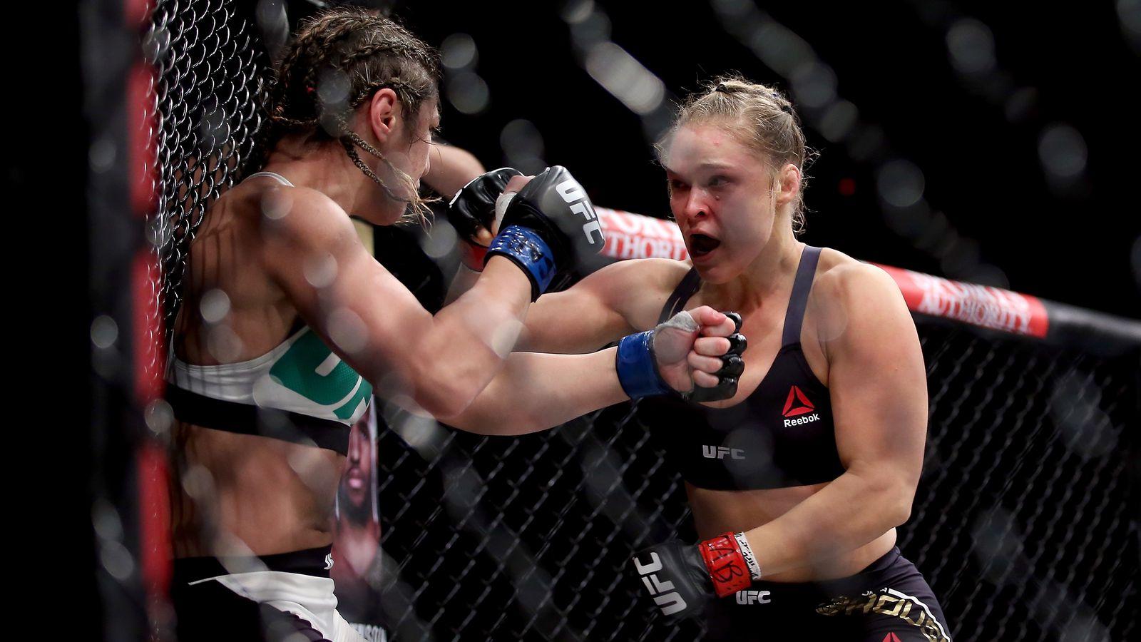 Knockout Ronda Rousey Vs Bethe Correia Full Fight Video
