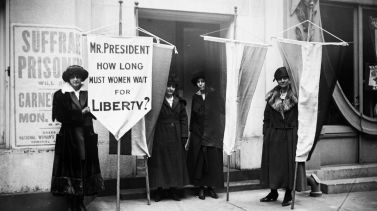 19th Amendment anniversary: The amendment's passage didn't give women the right  to vote - Vox
