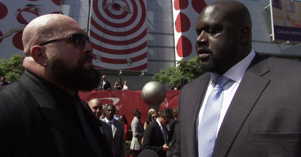 Paul Wight & Shaq will both be on Dynamite: The Crossroads