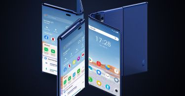 TCL's Fold 'n Roll concept transforms a 6.87-inch phone into a 10-inch tablet