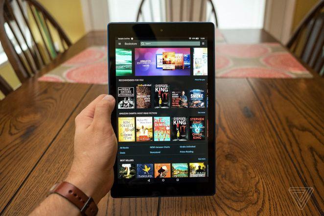 Cast Amazon Fire HD Tablet to Firestick