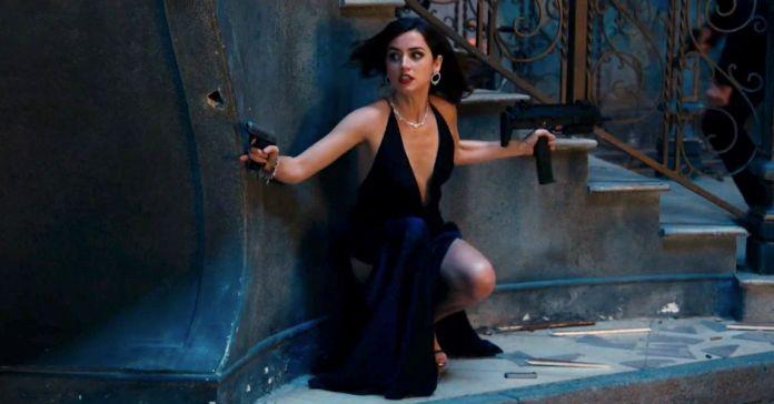 No Time to Die trailer: Ana de Armas, Lashana Lynch go full James Bond -  Polygon
