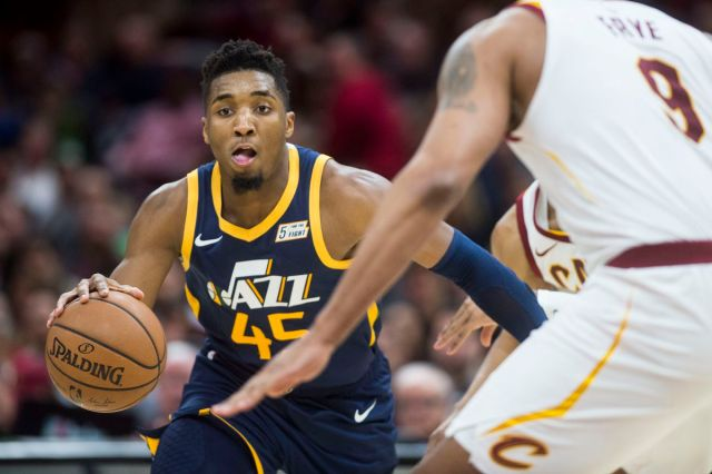 Utah Jazz face the Cleveland Cavaliers who only have 7 active players - SLC  Dunk