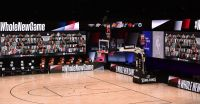 The NBA is using Microsoft Teams to bring basketball fans courtside