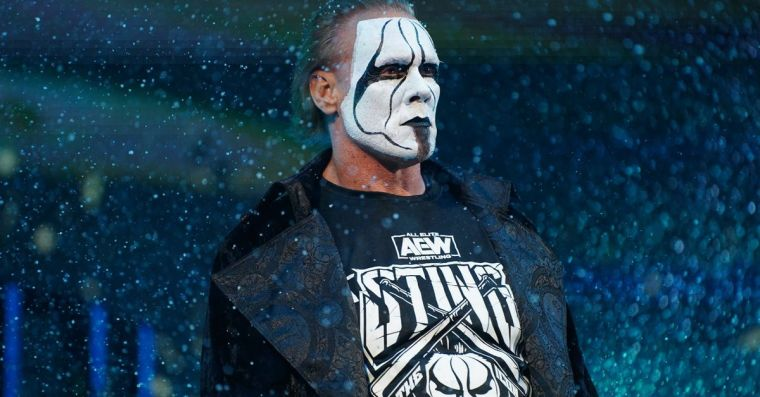 Sting's comeback match is official!