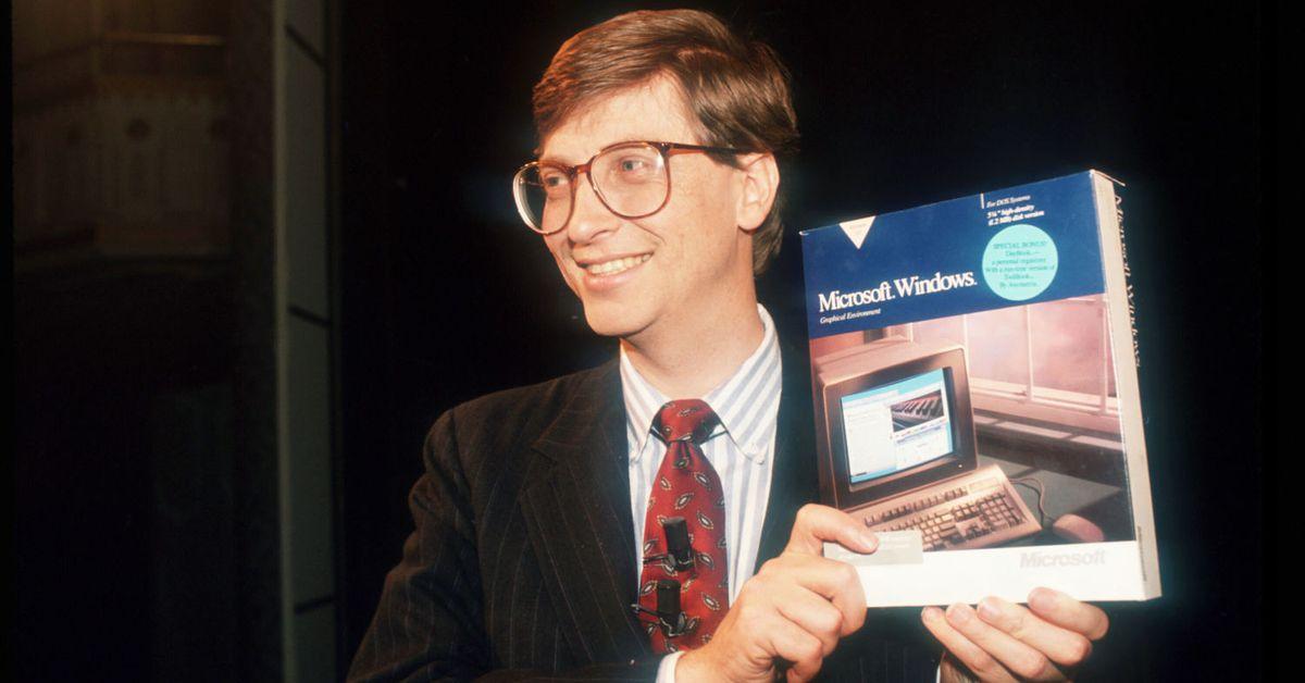 Windows turns 35: a visual history