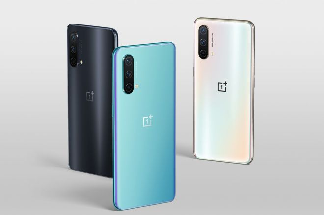 OnePlus_Nord_CE_5G.0 OnePlus updates its midrange Nord with new processor and a headphone jack | The Verge