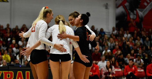 Maryland volleyball falls in straight sets to No. 5 Nebraska