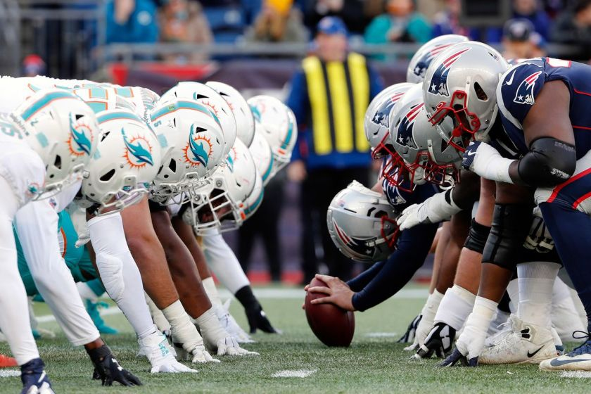 Sern's Very Dolphins vs. Patriots Preview - The Phinsider