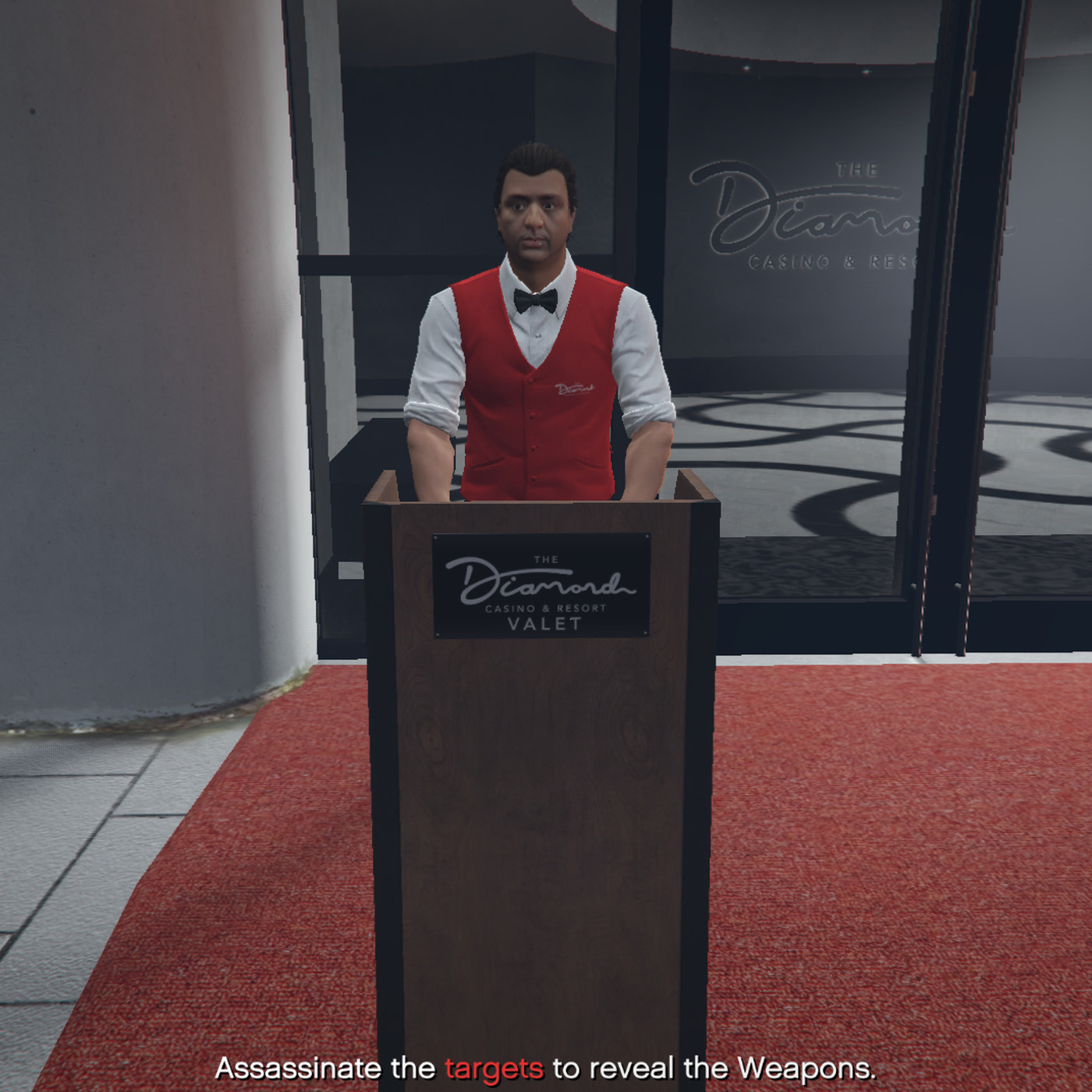 Gta Online Players Won T Stop Killing The Casino Valet Polygon