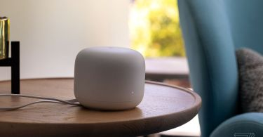 Google's Nest Wifi router bundle is  off at Adorama
