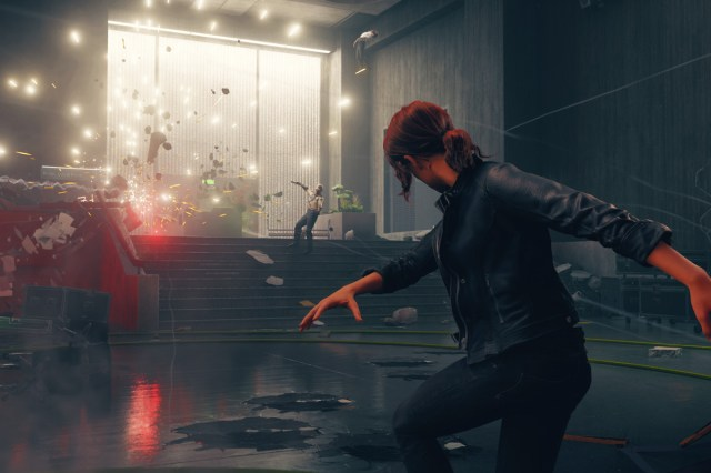 Remedy's unsettling supernatural thriller Control won't hold your hand -  The Verge