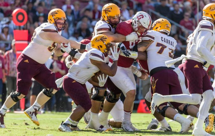 Arizona State v Stanford