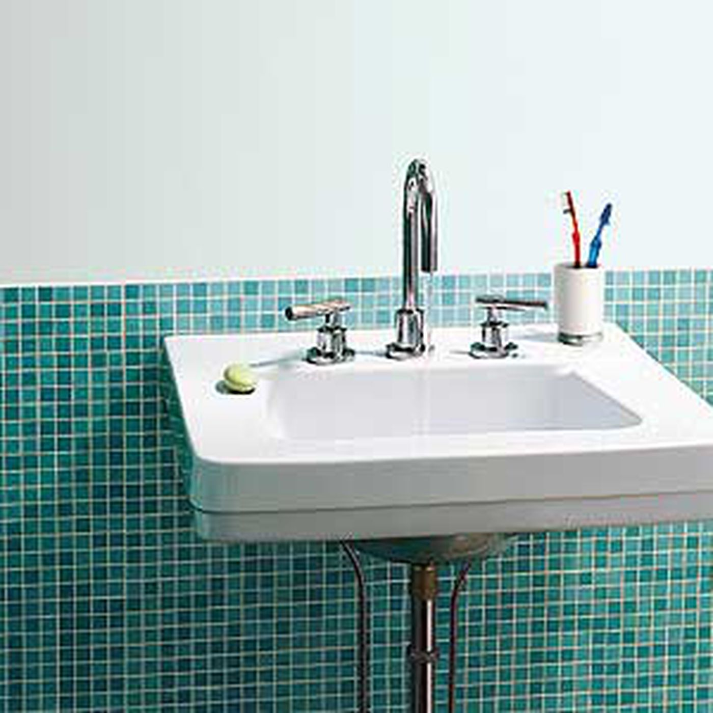 how to replace a bathroom faucet this