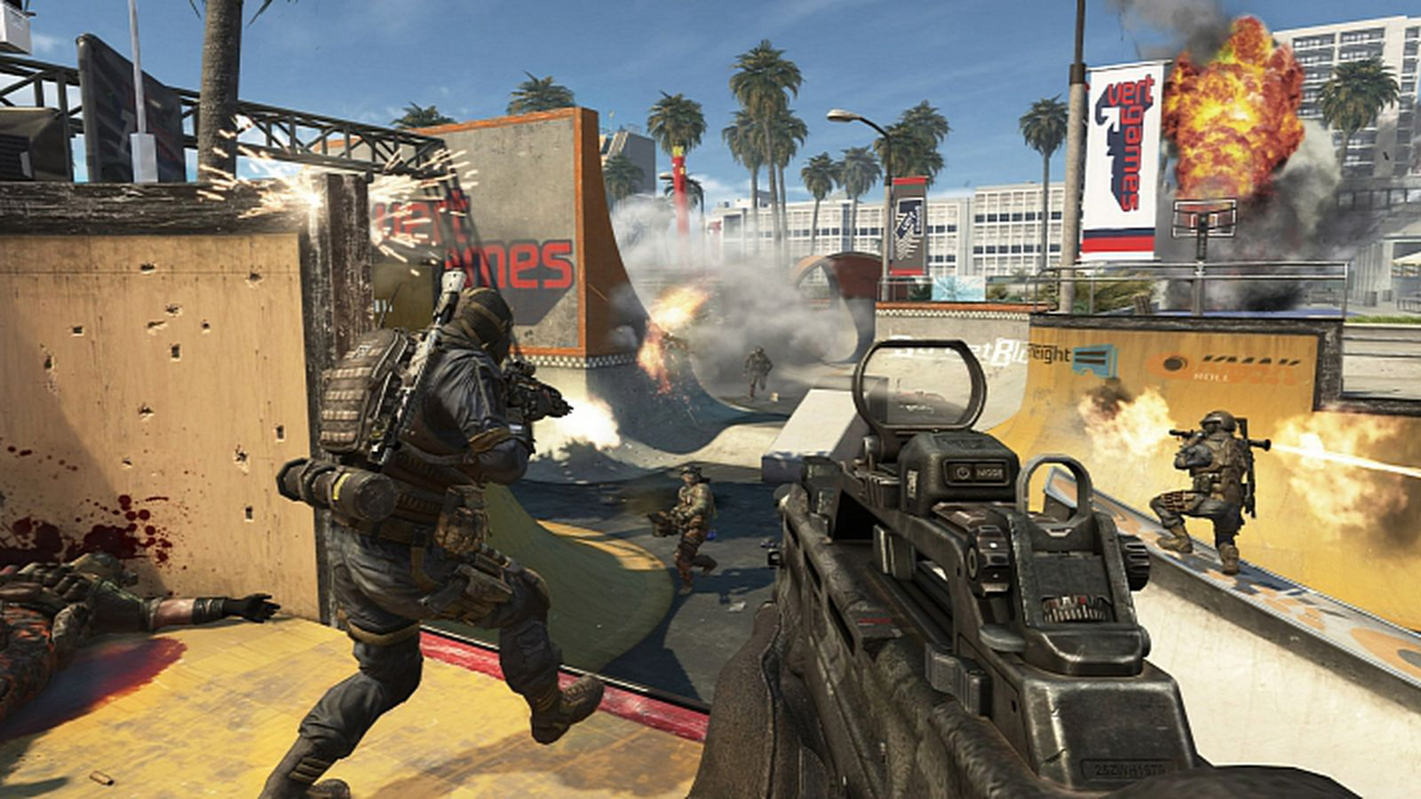 Call Of Duty Black Ops 2 Uprising DLC Listed On Best Buy