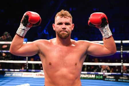Billy Joe Saunders' License Suspended, Canelo Bout On Hold After Domestic  Violence Joke - Bloody Elbow