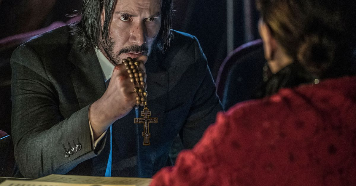 First John Wick 3 Trailer Finds Everyone Wanting To Kill