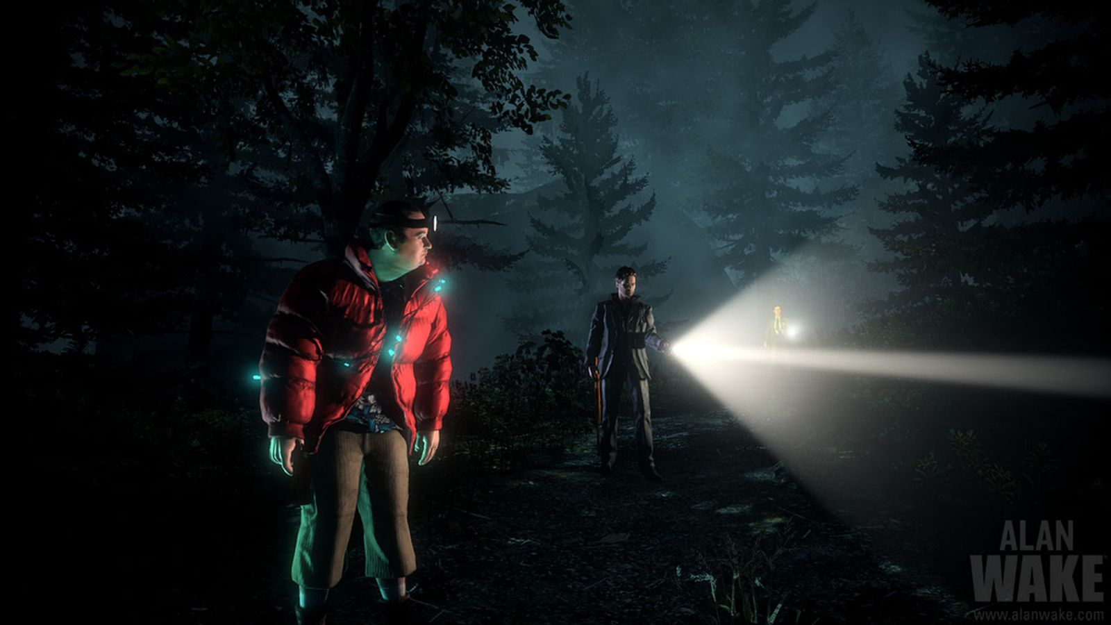 Alan Wake Vanishes From Stores Next Week Polygon