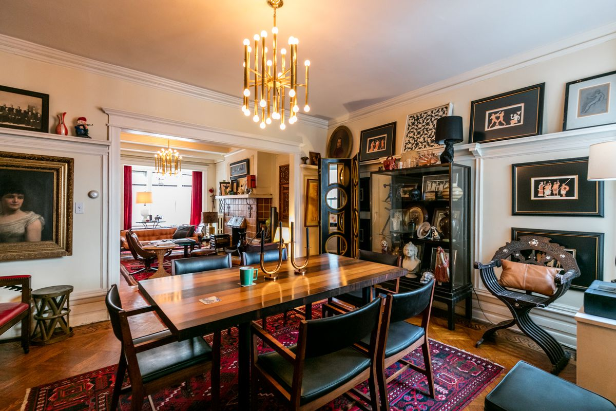 7 Stunning NYC Dining Rooms To Inspire You This Holiday