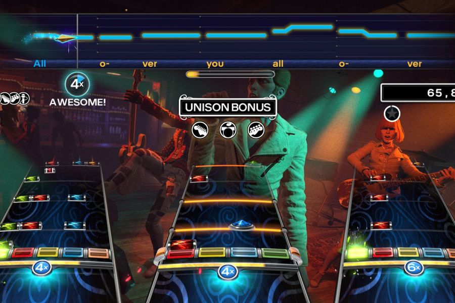 Here s what you need to know about getting your old songs into Rock     Rock Band 4 players have been wondering about the process of getting songs  from previous Rock Band games into the latest one  and developer Harmonix
