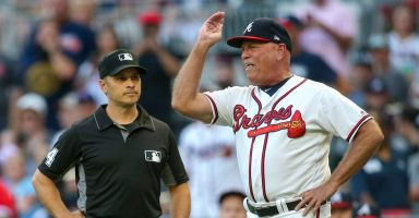 Atlanta Braves News: Brian Snitker reacts to ejection