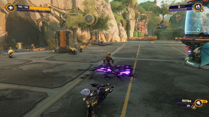 Jak in Ratchet & Clank: Rift Apart
