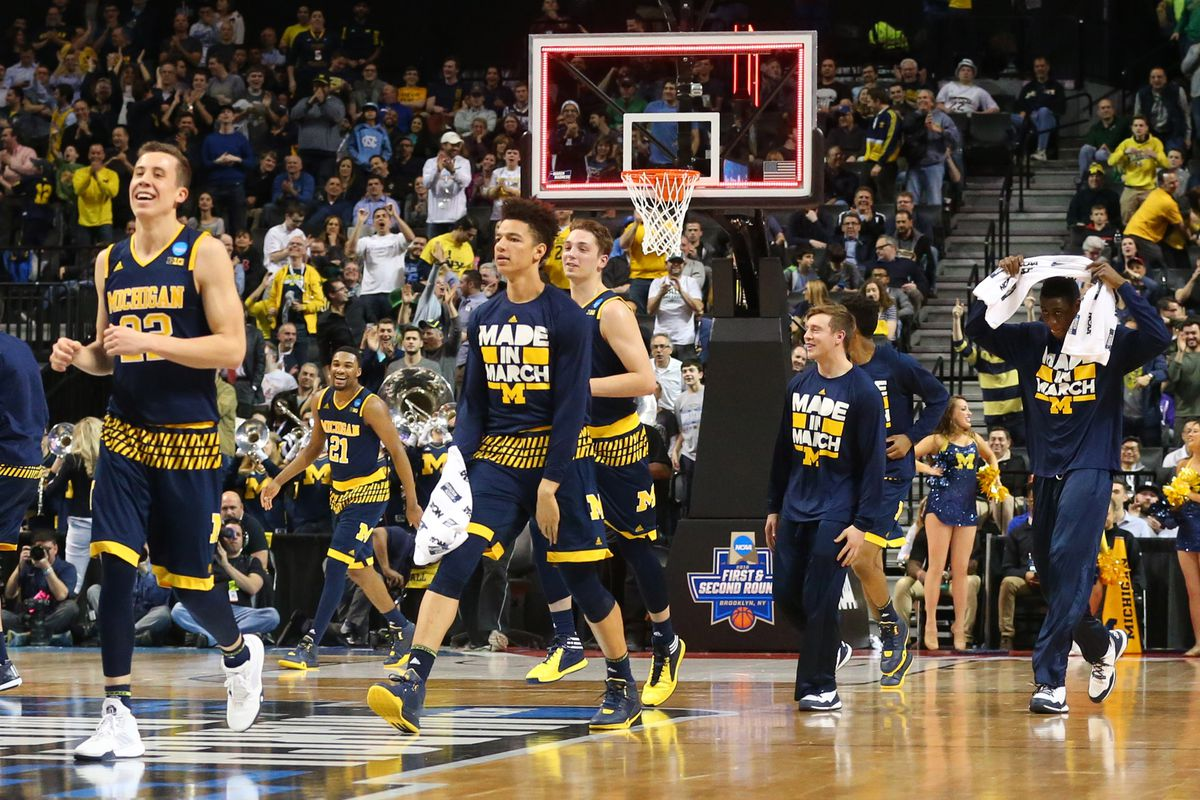 Michigan Wolverines Basketball Post 2016 17 Non Conference