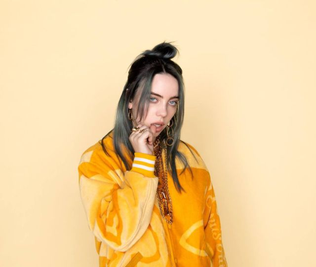 Who Is Billie Eilish The  Year Old Pop Star Ruling The