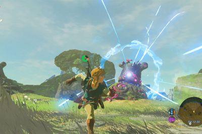 Zelda: Breath of the Wild fans find cool new teleportation combat ...